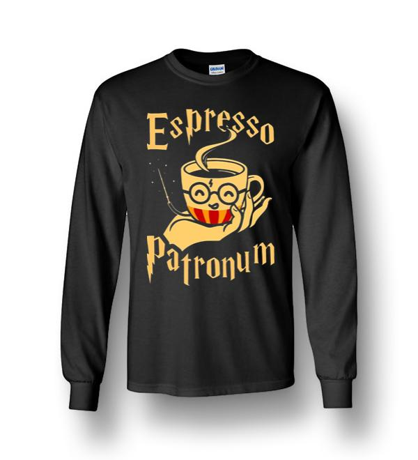Espresso Patronurse Long Sleeve T-Shirt